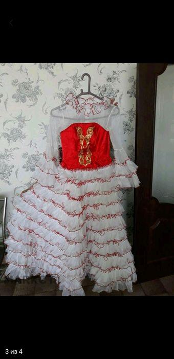 Продам платье казахское
