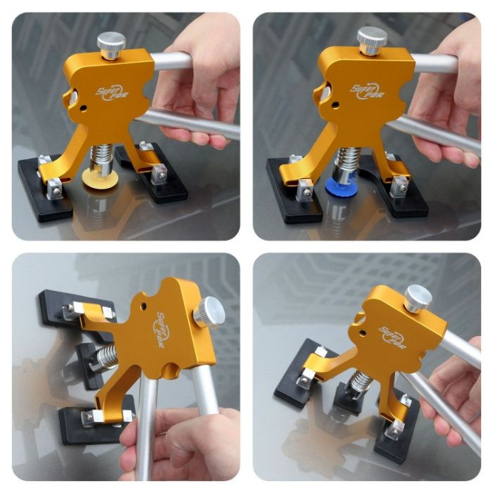 PDR комплект за поправяне на градушка / инструменти гр. Варна - image 6