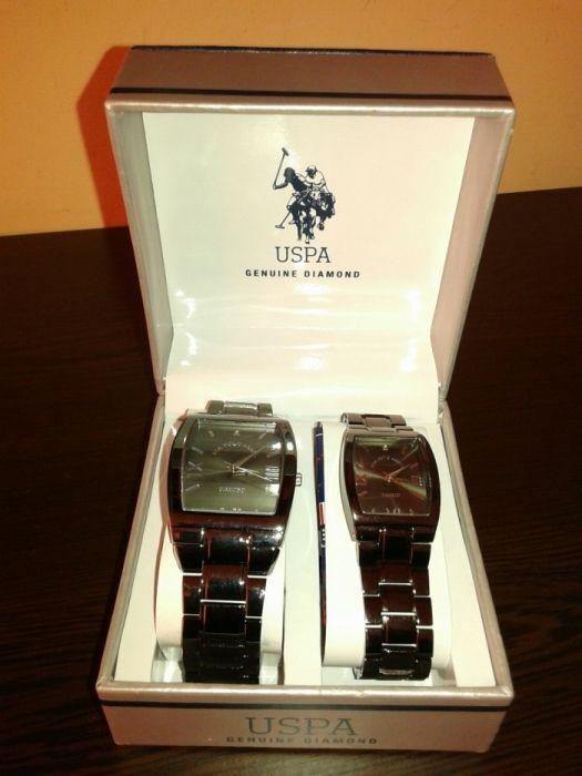 Комплект часовници U.S. POLO ASSN.