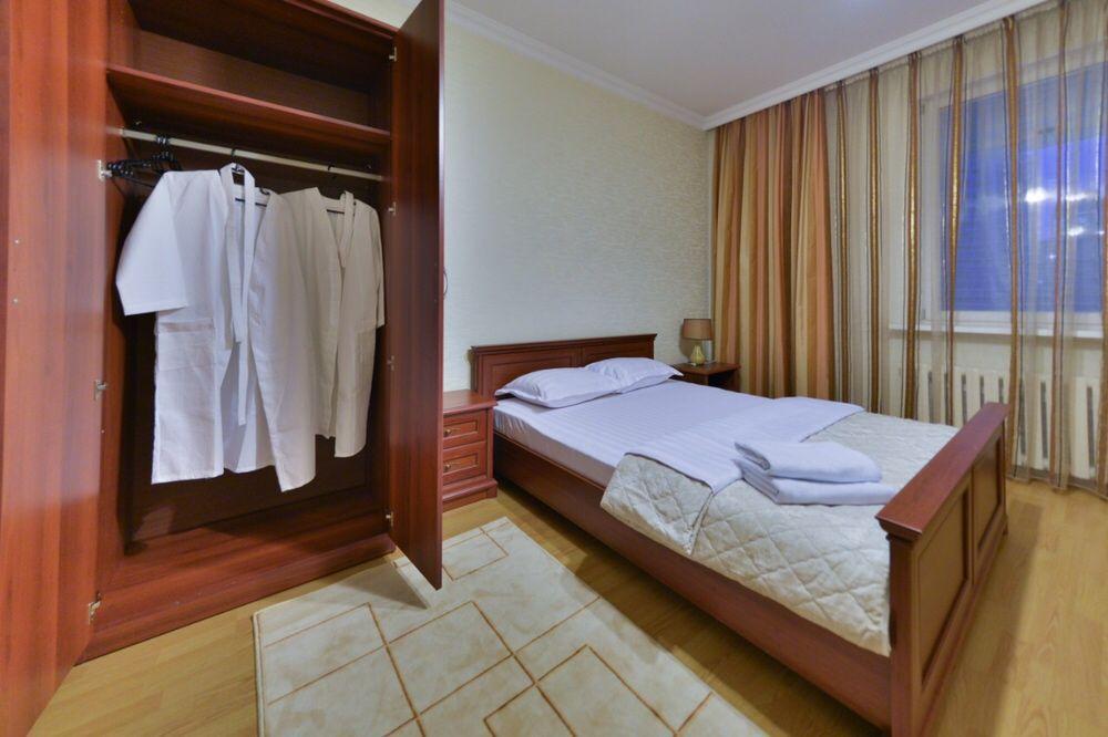 VIP класса двухкомнатная квартира на Нурсае 1