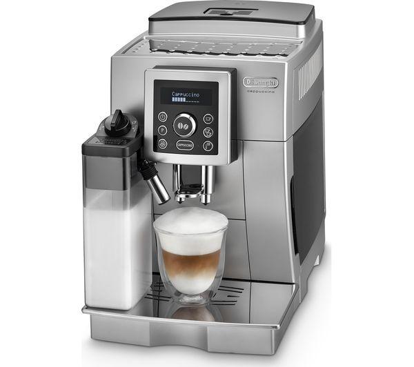 Кафеавтомат Delonghi Magnifica ECAM23460, 15bar и Кафе автомат Krups