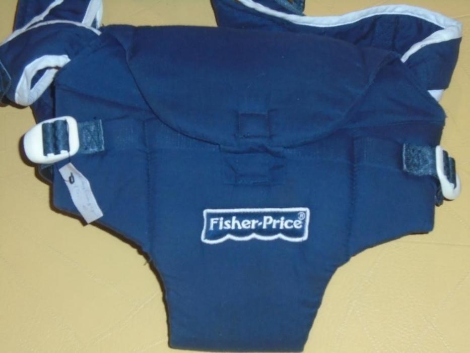 Fisher Price кенгуру ползвано 1 път като ново,за деца до 9кг.