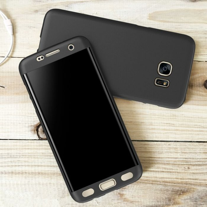 Кейс 360° за Samsung Galaxy S5 / S6 / S7 Edge / S8 / S9 J5 J7 A5 A3 J3