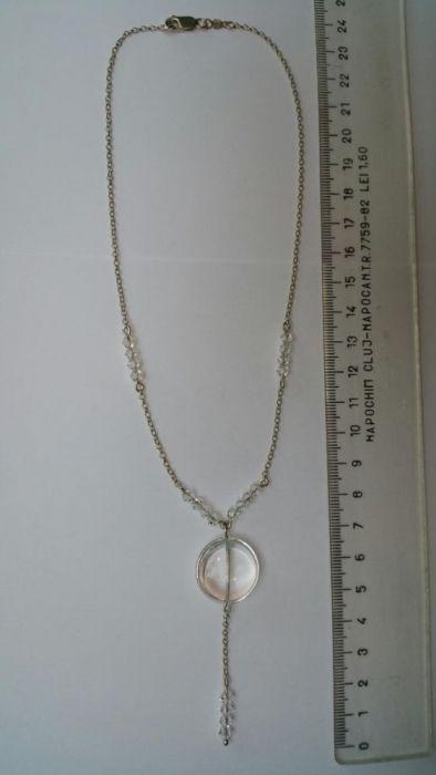 Vand lant / lantisor / colier argint