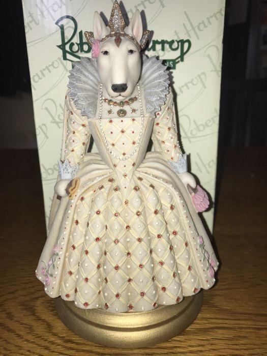 Statueta Bull Terrier Horbet Harrop