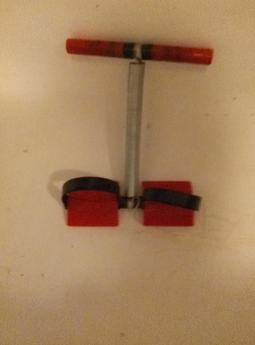 Компактный тренажёр, предназначенный на группы мышц