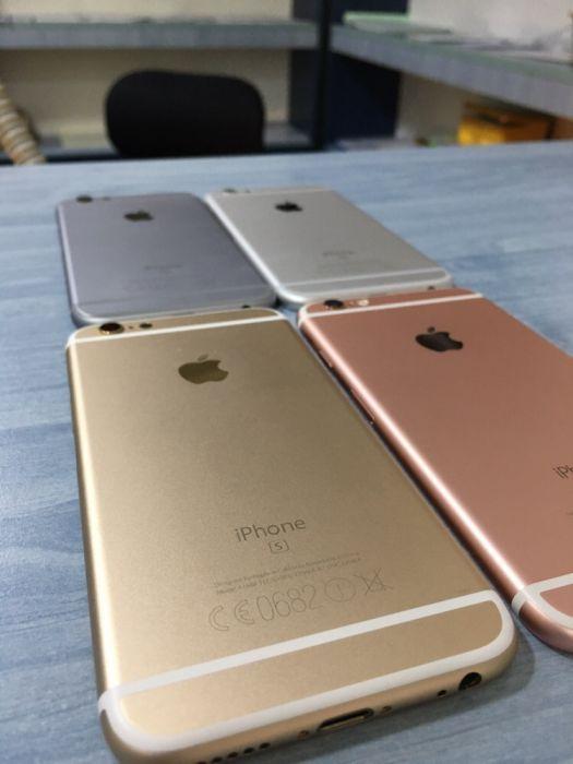  Carcasa iPhone 6s Rose Gold Silver Gray noua originala