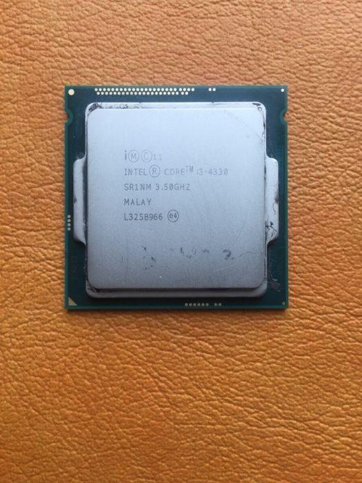 Микропроцессор Intel Core i3 4330