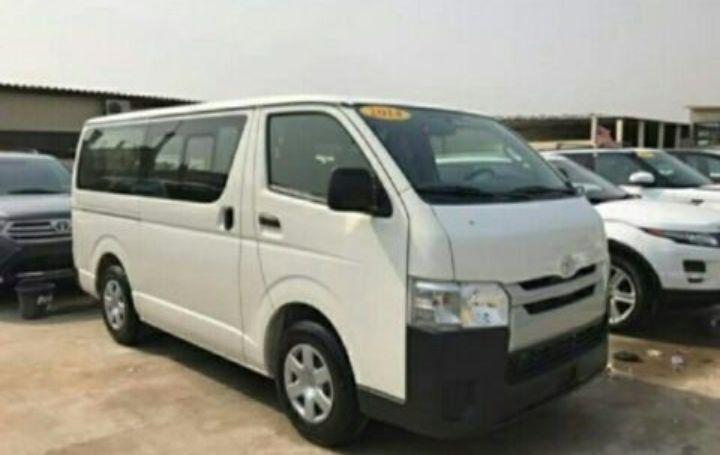 Toyota Hiace Quadradinho disponivel