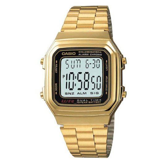 ac051118332 Relógio Casio novo