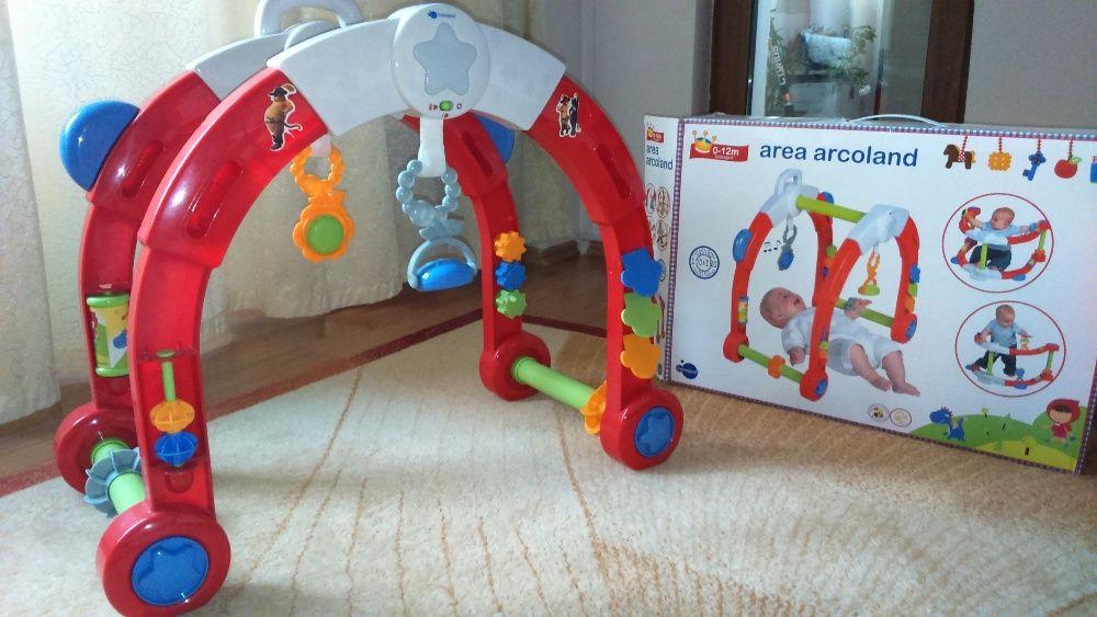 Centru activitati, jucarie bebe/copii 0-24 luni Arcoland Imaginarium