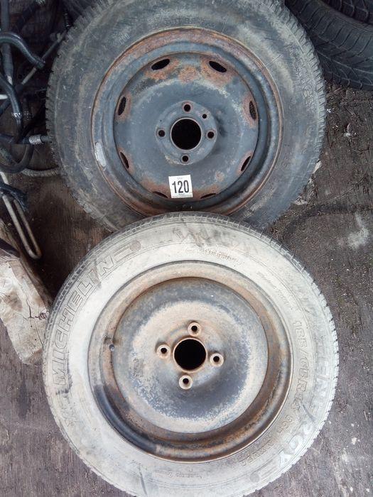 Резервни гуми за Пежо и Ситроен-14,15 и 16цола