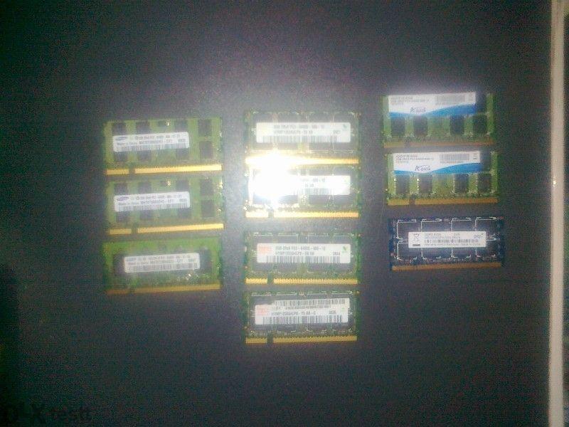 Продавам памет за лаптоп DDR2 2GB