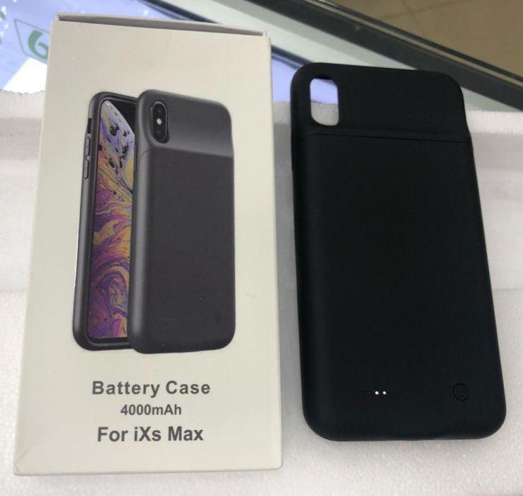 Case power bank para iPhone Xs Max