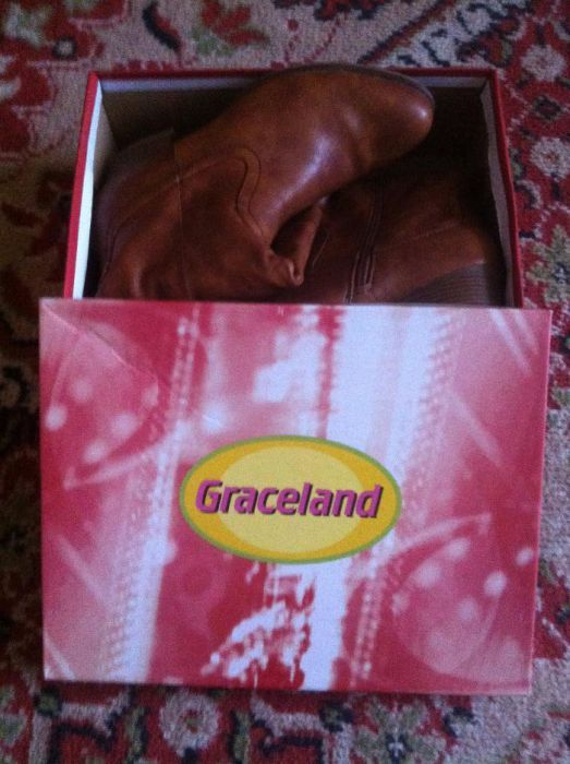 cizme dama Graceland