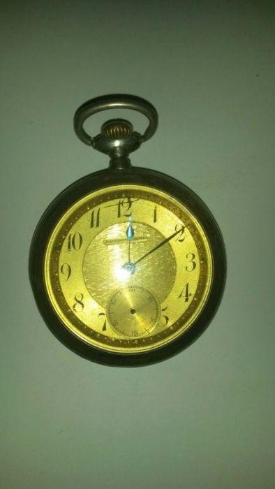 Ceas din argint,de colectie vechi de peste 120 de ani .ultimul pret