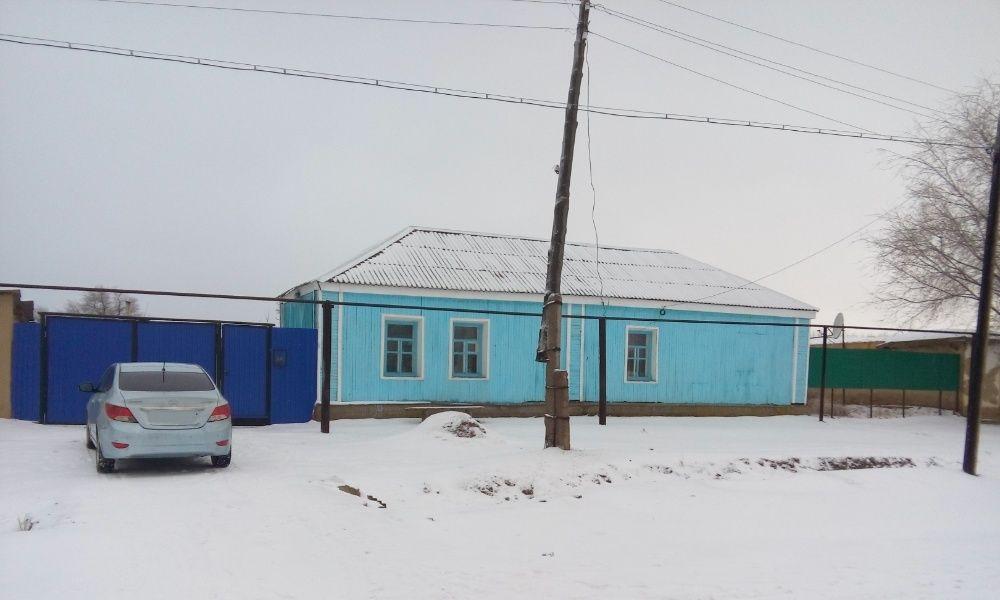 Продам дом в п. Чапаево