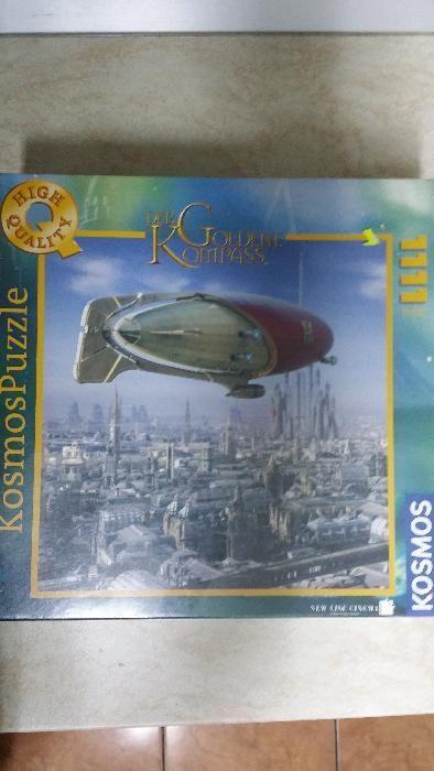 Puzzle The Golden Compass sau Busola de aur 111 piese NOU, sigilat!
