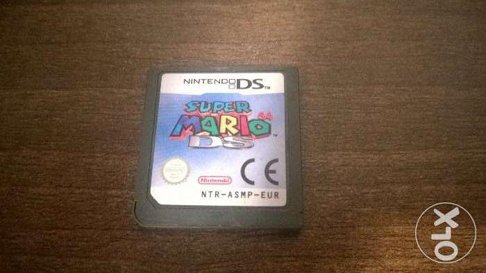 Joc Consola Nintendo Ds Super Mario Ds
