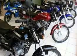 Moto suzuki a venda