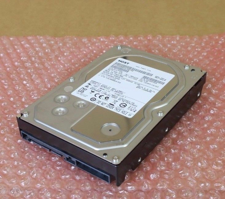 Hard disk Hitachi 3TB NOU 7200 RPM 64MB Cache SATA 6.0Gb/s 3.5 HDD PC