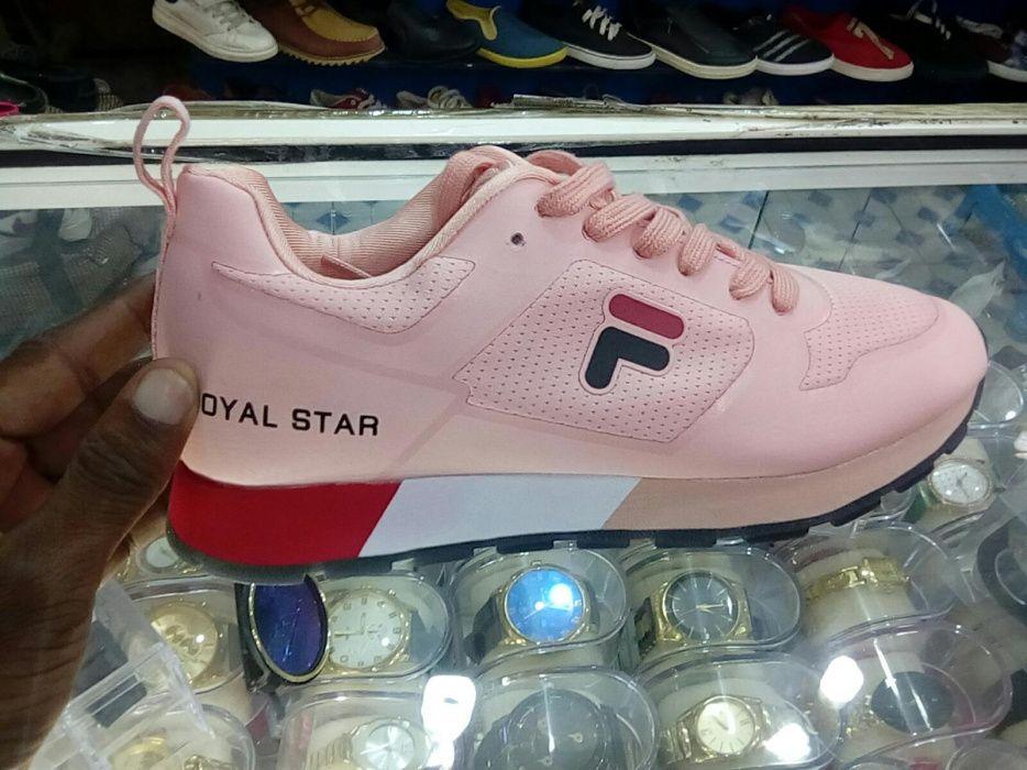 Tenis Royar Star