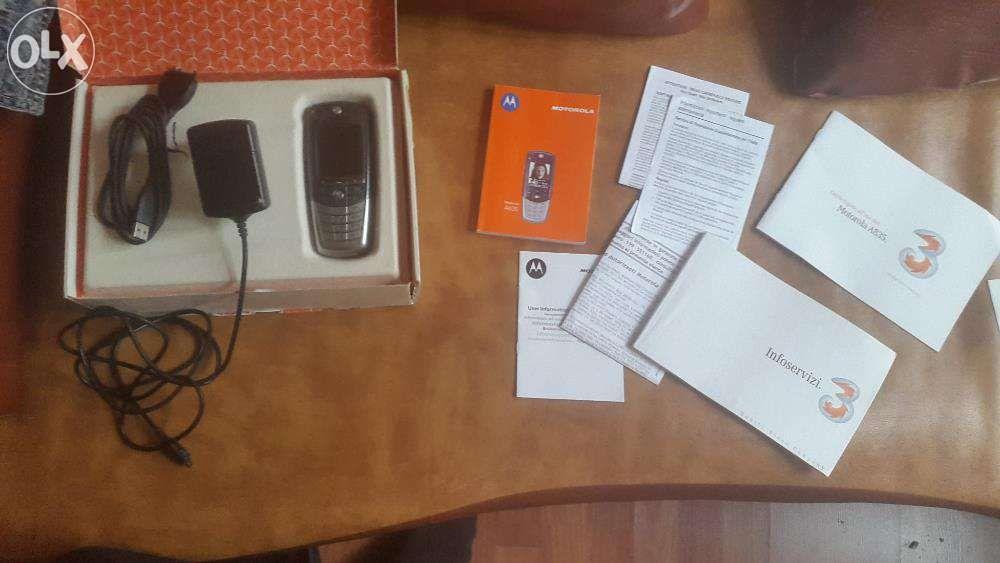 Vand Motorola A835 Full Box