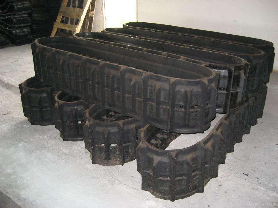 Senila cauciuc miniexcavator Komatsu PC15R-8 PC18MR-2 PC18MR-3