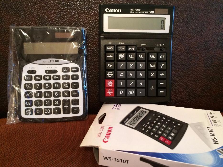 Calculator de birou CITIZEN, CANON, NATA Milan socotitor