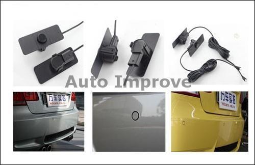 Senzori de parcare video look OEM ( include camera video)