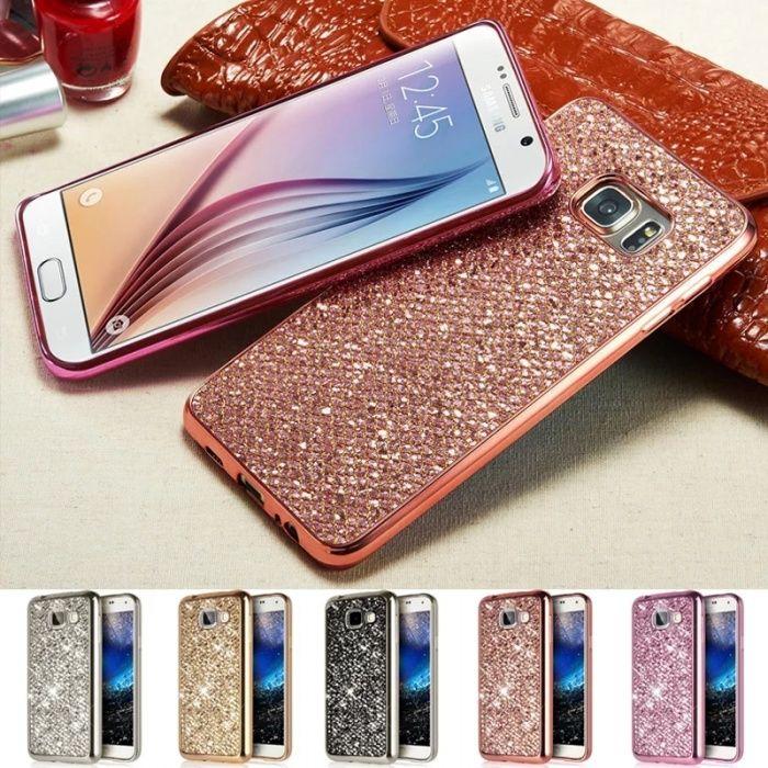 Husa Glitter Samsung Galaxy S6 Edge / Samsung S7 Edge