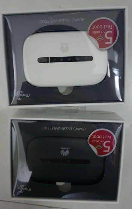 Modem Wifi huawei E5330 selados