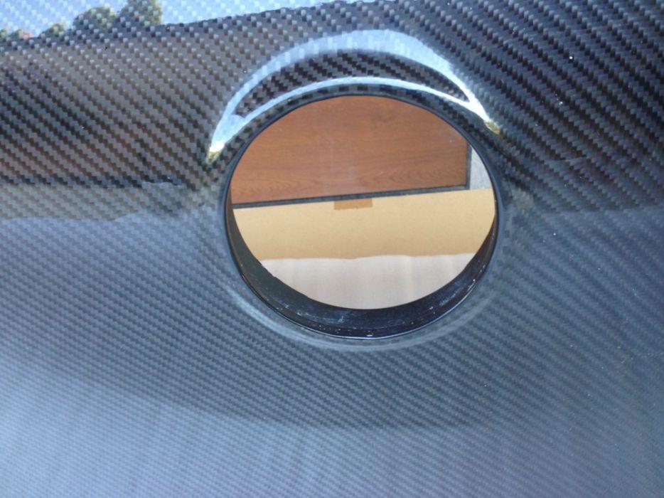Заден капак Голф 5 карбон ГТИ Р32 Golf R36 GTI VW Фолксваген ЛЕД ББС V
