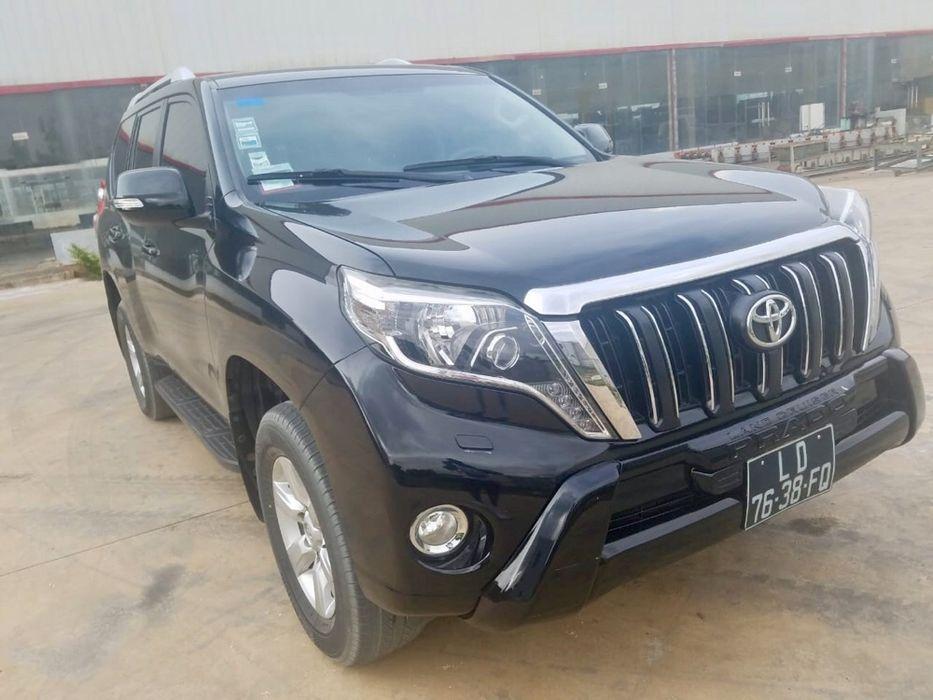 Toyota Txl Prado lágrimas diesel