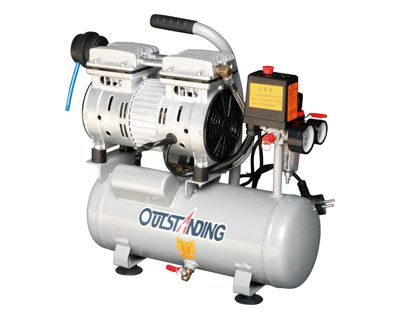 Безмаслен компресор,за въздух Outstanding OTS-550-8L