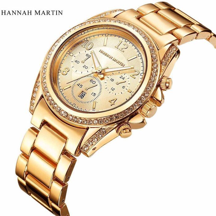 Relógio feminino Hannah Martin OEM