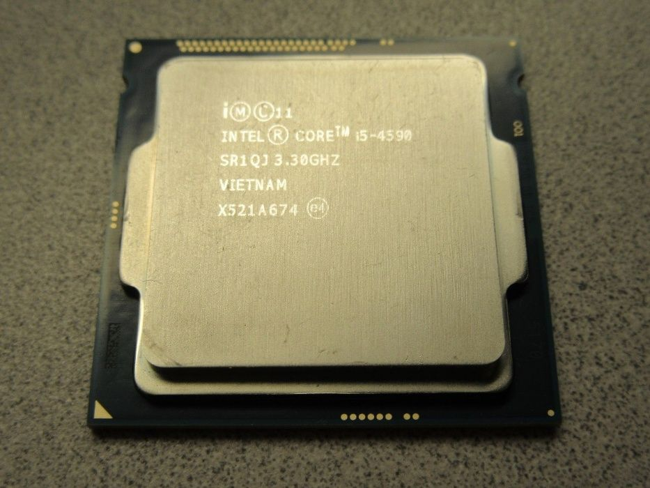 Procesor intel i5-4590, 6M Cache, up to 3.70 GHz, 1150 socket