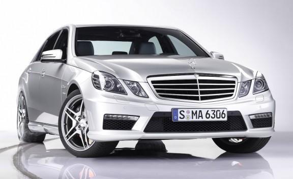 E63 AMG пакет за Mercedes-Benz E-class 09-13 W212