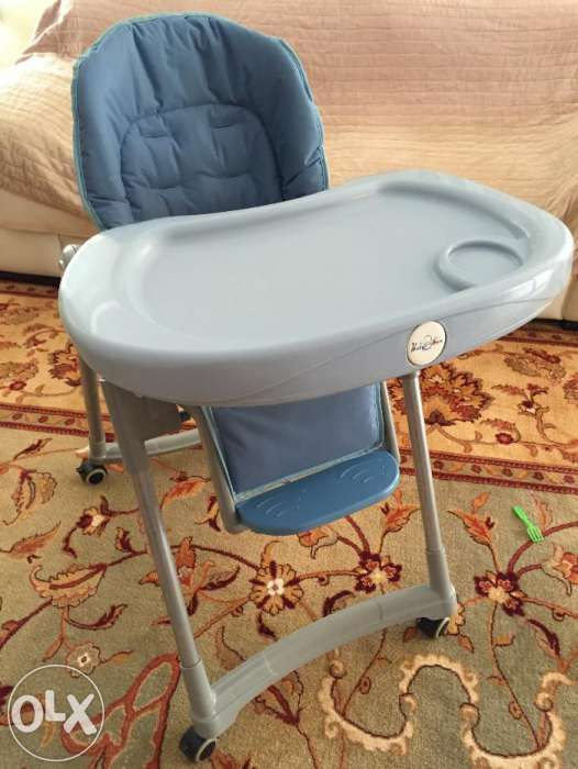 Scaun copil pentru servit masa Baby Care