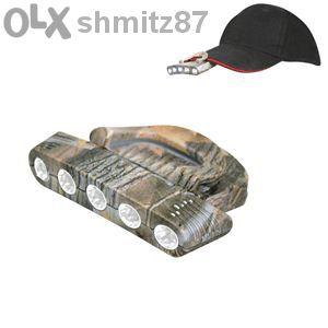 - 25 % прожектор,фенер, светодиоден за шапка с козерка само за 9лв