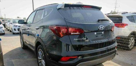 Hyundai santa fé novo a venda
