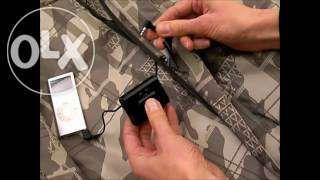 Amplificator casti si smart controler pentru orice aparat i-pod,mp3