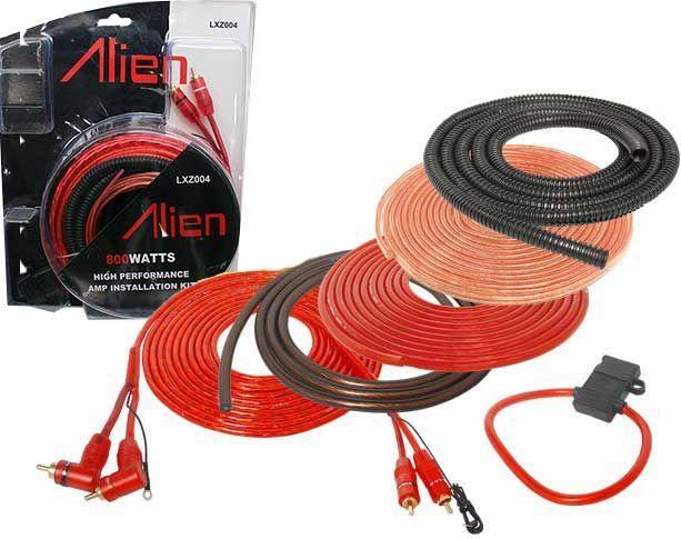 Kit Cabluri subwoofer/bass/amplificator auto