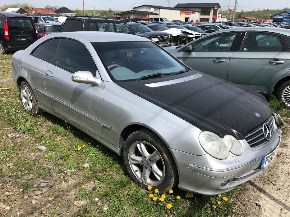 Dezmembrez Mercedes CLK 200 kompressor si CLK 240 W209 2004