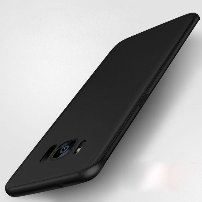 Husa Ultra Slim s8/s8 Plus Black