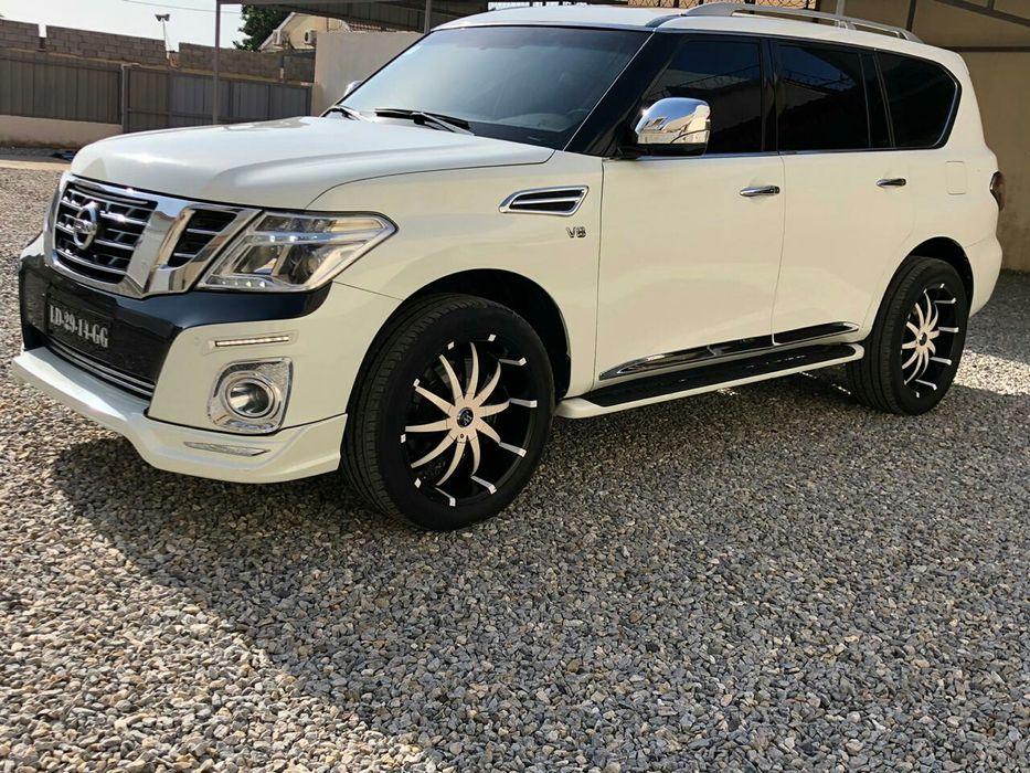 Nissan Patrol Platinum, limpo dos limpos.