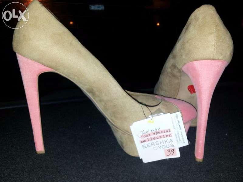 НАМАЛЕНИЕ!!! 35лв Дамски. Елегантни Обувки Bershka