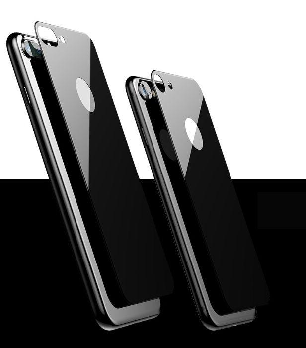 Folie Sticla 3D Pentru Spate iPhone 7, 7 Plus, 8, 8Plus, X,XS
