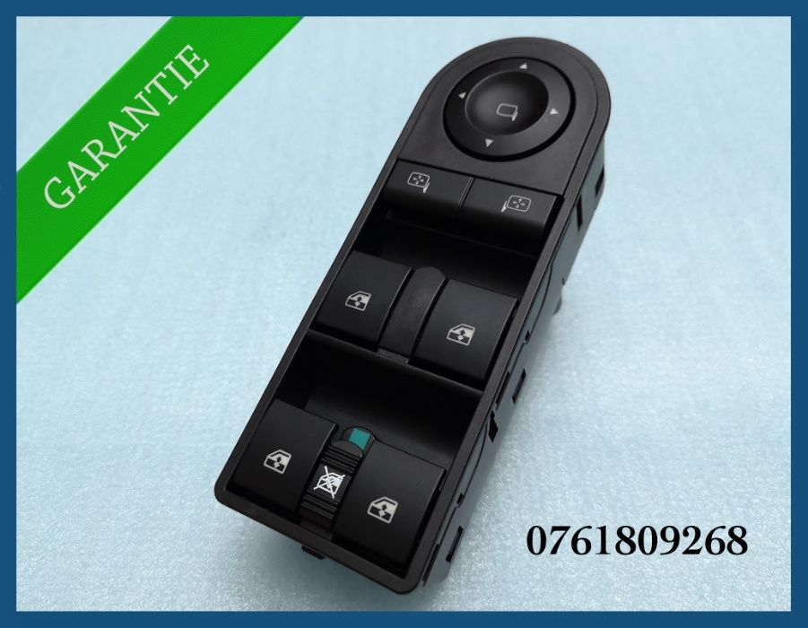 Consola / Comanda 4 butoane geamuri electrice Opel Astra H / Zafira B