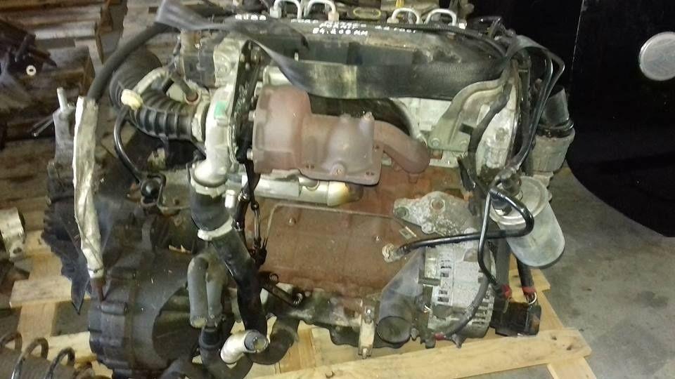 QJBB Motor fara anexe 2.2 TDCI Ford Mondeo 3